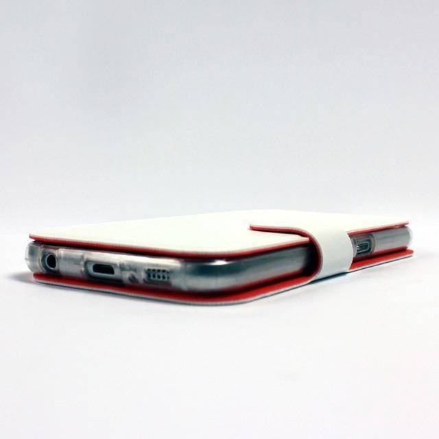 Flipové pouzdro Mobiwear na mobil Samsung Galaxy A72 - V108P Modré mandala květy
