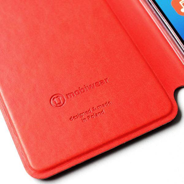 Flipové pouzdro Mobiwear na mobil Samsung Galaxy A72 - V024P Jednorožec na kole