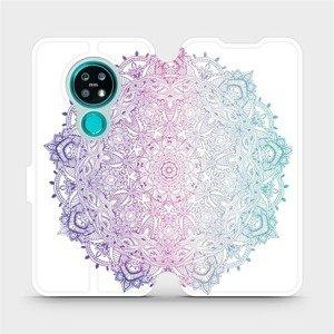 Flipové pouzdro Mobiwear na mobil Nokia 7.2 - M008S Mandala