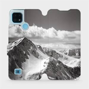 Flip pouzdro Mobiwear na mobil Realme C21 - M152P Velehory