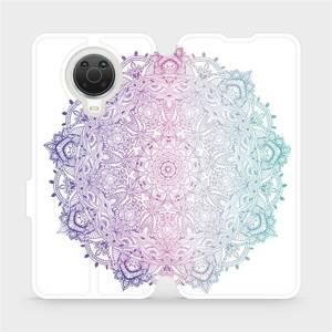 Flip pouzdro Mobiwear na mobil Nokia G20 - M008S Mandala