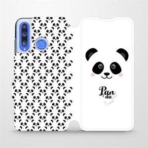 Flipové pouzdro Mobiwear na mobil Honor 20 Lite - M030P Panda Amálka