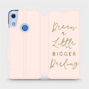 Flipové pouzdro Mobiwear na mobil Huawei Y6S - M014S Dream a little