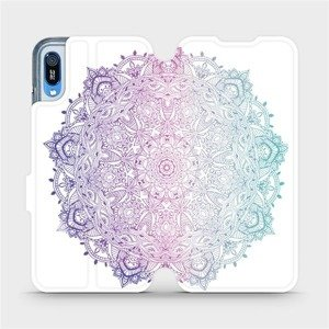 Flipové pouzdro Mobiwear na mobil Huawei Y6 2019 - M008S Mandala