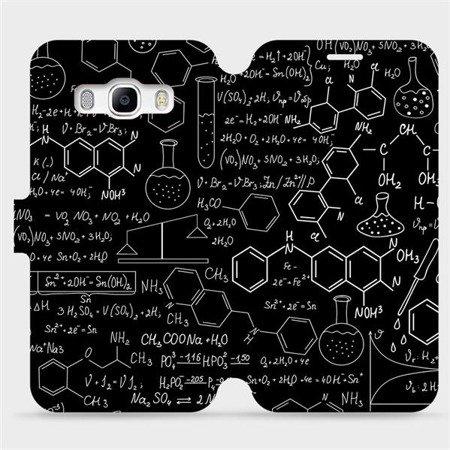 Flipové pouzdro Mobiwear na mobil Samsung Galaxy J5 2016 - V060P Vzorečky