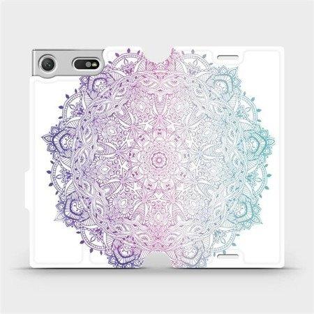 Flipové pouzdro Mobiwear na mobil Sony Xperia XZ1 Compact - M008S Mandala