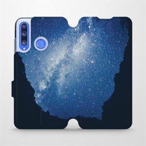 Flipové pouzdro Mobiwear na mobil Honor 20 Lite - M146P Galaxie