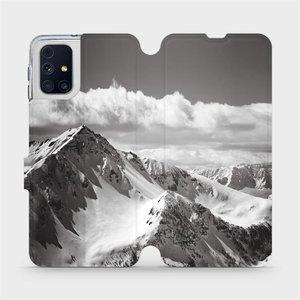 Flipové pouzdro Mobiwear na mobil Samsung Galaxy M31s - M152P Velehory