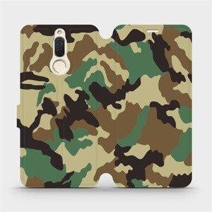 Flipové pouzdro Mobiwear na mobil Huawei Mate 10 Lite - V111P Maskáče