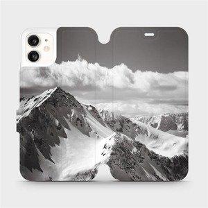 Flipové pouzdro Mobiwear na mobil Apple iPhone 11 - M152P Velehory