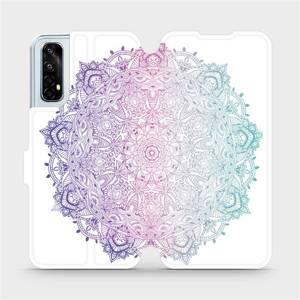 Flipové pouzdro Mobiwear na mobil Realme 7 - M008S Mandala
