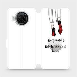 Flipové pouzdro Mobiwear na mobil Xiaomi MI 10T Lite - M046P Be yourself