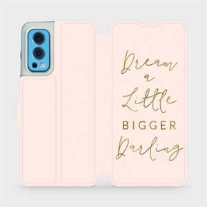 Flip pouzdro Mobiwear na mobil OnePlus Nord 2 5G - M014S Dream a little