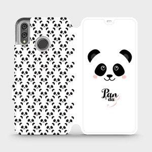 Flipové pouzdro Mobiwear na mobil Honor 8X - M030P Panda Amálka