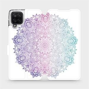 Flipové pouzdro Mobiwear na mobil Samsung Galaxy A12 - M008S Mandala
