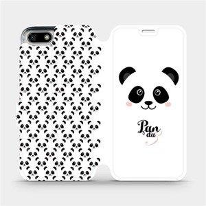 Flipové pouzdro Mobiwear na mobil Honor 7S - M030P Panda Amálka