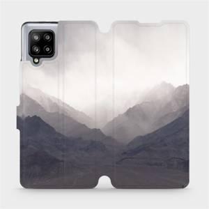 Flipové pouzdro Mobiwear na mobil Samsung Galaxy A42 5G - M151P Hory