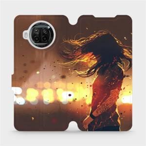 Flipové pouzdro Mobiwear na mobil Xiaomi MI 10T Lite - MA02S Tetovaná dívka