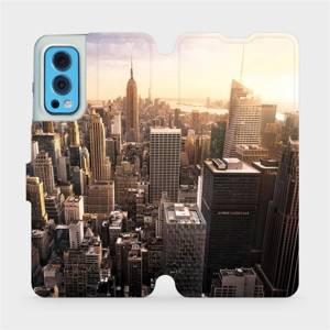 Flip pouzdro Mobiwear na mobil OnePlus Nord 2 5G - M138P New York