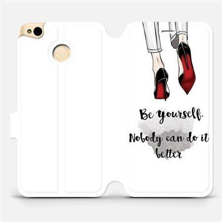 Flipové pouzdro Mobiwear na mobil Xiaomi Redmi 4X - M046P Be yourself