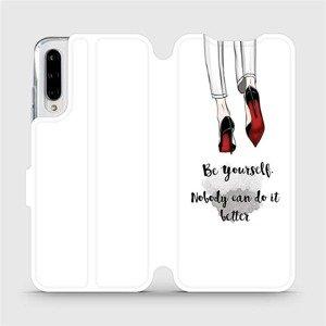 Flipové pouzdro Mobiwear na mobil Xiaomi Mi A3 - M046P Be yourself