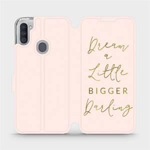 Flipové pouzdro Mobiwear na mobil Samsung Galaxy M11 - M014S Dream a little