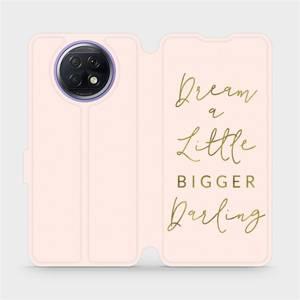 Flipové pouzdro Mobiwear na mobil Xiaomi Redmi Note 9T 5G - M014S Dream a little