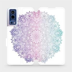 Flip pouzdro Mobiwear na mobil Vivo Y72 5G / Vivo Y52 5G - M008S Mandala
