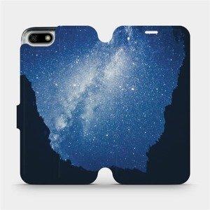 Flipové pouzdro Mobiwear na mobil Honor 7S - M146P Galaxie