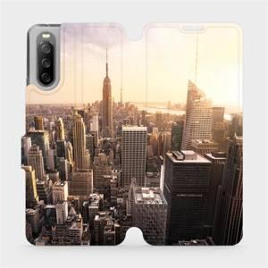 Flip pouzdro Mobiwear na mobil Sony Xperia 10 III - M138P New York