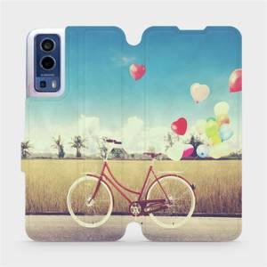 Flip pouzdro Mobiwear na mobil Vivo Y72 5G / Vivo Y52 5G - M133P Kolo a balónky