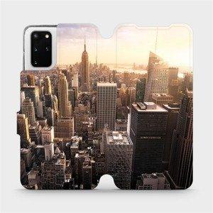 Flipové pouzdro Mobiwear na mobil Samsung Galaxy S20 Plus - M138P New York