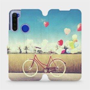 Flipové pouzdro Mobiwear na mobil Xiaomi Redmi Note 8T - M133P Kolo a balónky