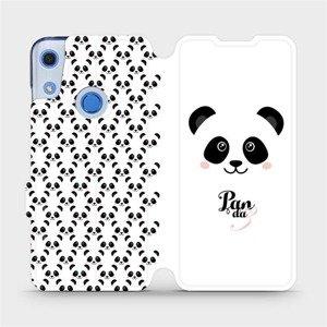 Flipové pouzdro Mobiwear na mobil Huawei Y6S - M030P Panda Amálka