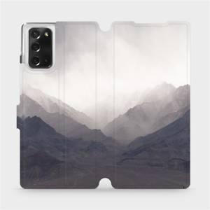 Flipové pouzdro Mobiwear na mobil Samsung Galaxy Note 20 - M151P Hory