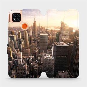 Flipové pouzdro Mobiwear na mobil Xiaomi Redmi 9C - M138P New York