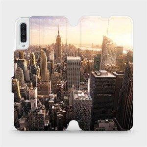 Flipové pouzdro Mobiwear na mobil Samsung Galaxy A50 - M138P New York
