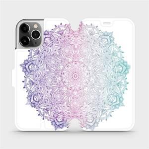 Flipové pouzdro Mobiwear na mobil Apple iPhone 12 Pro - M008S Mandala
