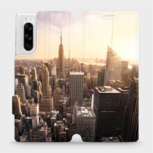 Flipové pouzdro Mobiwear na mobil Sony Xperia 5 - M138P New York