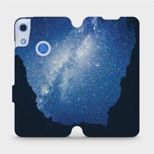 Flipové pouzdro Mobiwear na mobil Huawei Y6S - M146P Galaxie