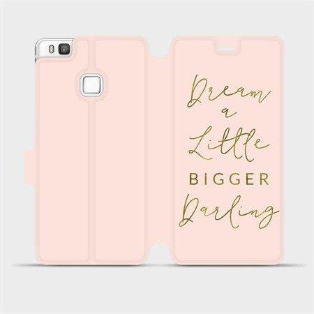 Flipové pouzdro Mobiwear na mobil Huawei P9 Lite - M014S Dream a little