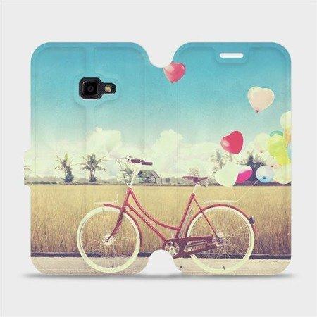 Flipové pouzdro Mobiwear na mobil Samsung Xcover 4 - M133P Kolo a balónky