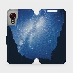 Flipové pouzdro Mobiwear na mobil Samsung Galaxy Xcover 5 - M146P Galaxie