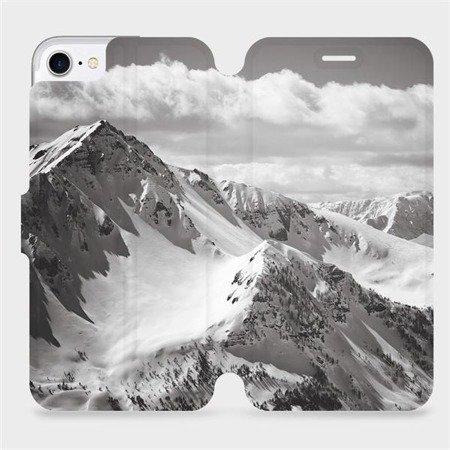 Flipové pouzdro Mobiwear na mobil Apple iPhone 8 - M152P Velehory