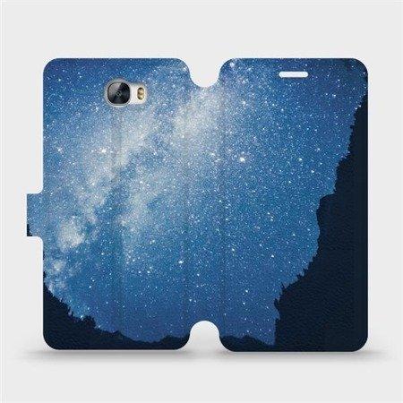 Flipové pouzdro Mobiwear na mobil Huawei Y5 II - M146P Galaxie