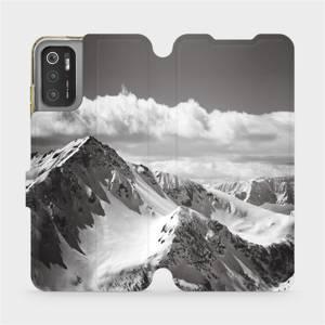 Flip pouzdro Mobiwear na mobil Xiaomi Poco M3 Pro 5G - M152P Velehory