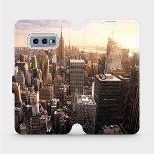 Flipové pouzdro Mobiwear na mobil Samsung Galaxy S10e - M138P New York
