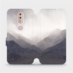 Flipové pouzdro Mobiwear na mobil Nokia 4.2 - M151P Hory
