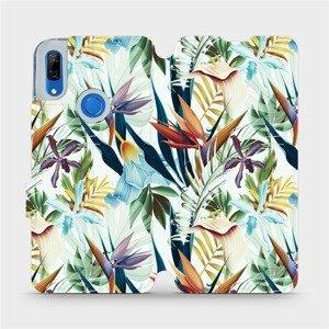 Flipové pouzdro Mobiwear na mobil Huawei P Smart Z - M071P Flóra