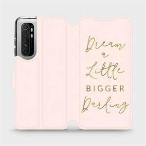 Flipové pouzdro Mobiwear na mobil Xiaomi Mi Note 10 Lite - M014S Dream a little